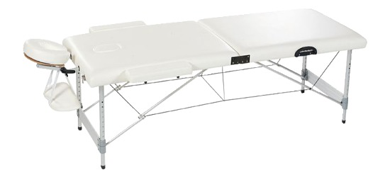 Sport-Thieme® Koffermassageliege Gestell aus Aluminium