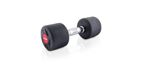 Sport-Thieme® Kompakthantel Gummi 9 kg