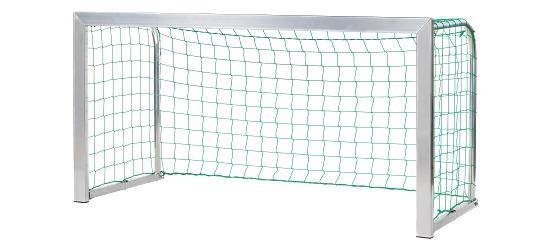 "Sport-Thieme® Mini-Fußballtor ""Young Players"" Aluminium Naturblank"