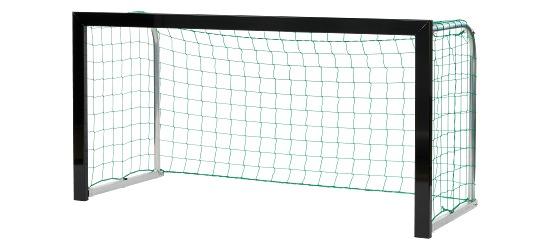 "Sport-Thieme® Mini-Fußballtor ""Young Players"" Schwarz pulverbeschichtet"