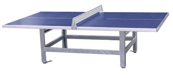 """Sport-Thieme® Polymer-Beton-Bordtennisbord """"Standard"""" Blå"""
