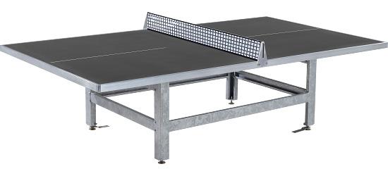 """Sport-Thieme Polymerbeton-Tischtennistisch """"Standard"""" Anthrazit"""