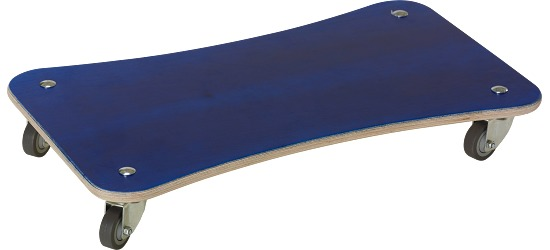"Sport-Thieme® Rollbrett ""Color"" Blau"