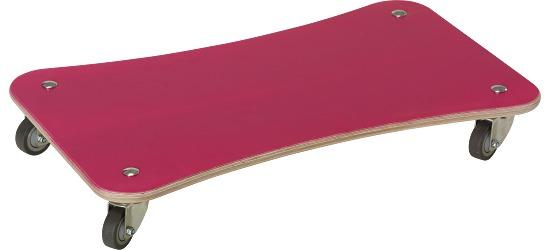 "Sport-Thieme® Rollbrett ""Color"" Pink"