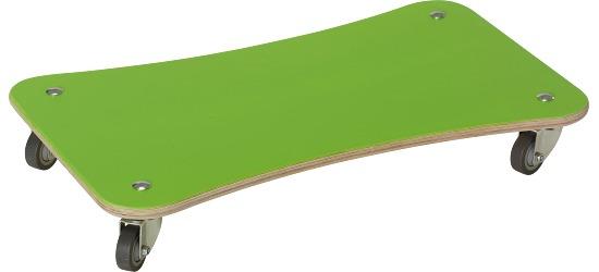 "Sport-Thieme® Rollbrett ""Color"" Grün"