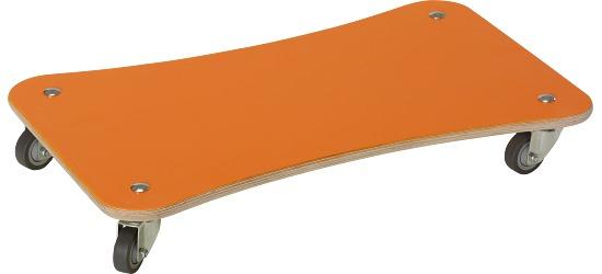 "Sport-Thieme® Rollbrett ""Color"" Orange"
