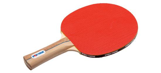 "Sport-Thieme® ""Rome"" Table Tennis Bat"