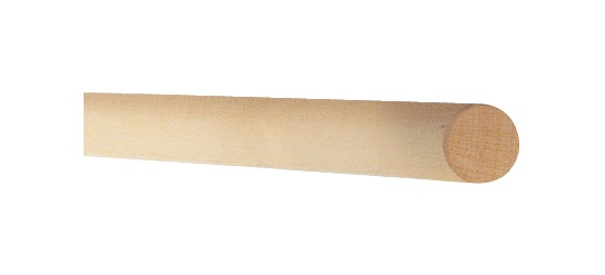 Sport-Thieme® Round Ballet Barre, 3 m