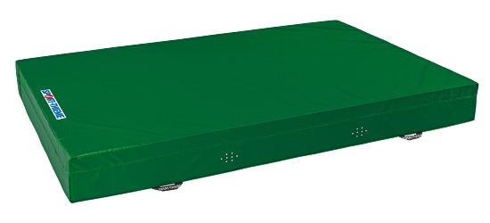 Sport-Thieme Soft Mat Type 7 Green, 300x200x40 cm