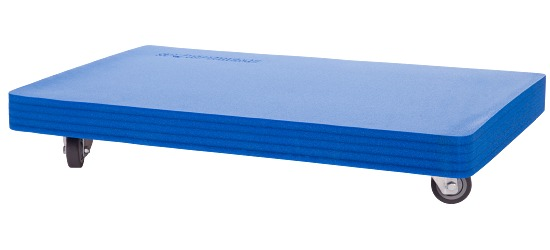 "Sport-Thieme® ""Soft"" Roller Board Blue padding"