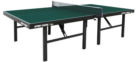 """Sport-Thieme® Tischtennisplatte """"Liga"""" Grün"""