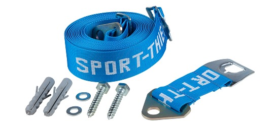 Sport-Thieme® Wall Mounting Strap 2-4 m