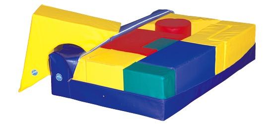 Sport-Thieme® Weichbodenbezug 150x150x30 cm