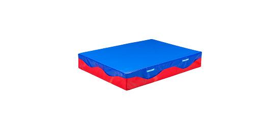 """Sport-Thieme® Weichbodenmatte """"Top Wave"""" 200x150x30 cm"""