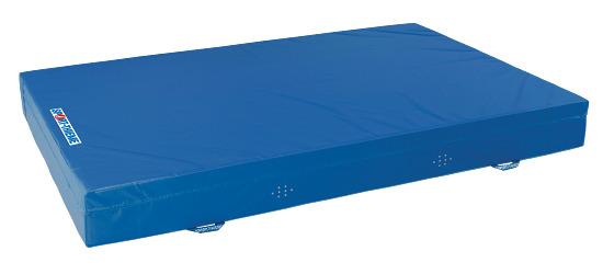 Sport-Thieme® Weichbodenmatte DIN EN 12503-1 Typ 7, 400x300x60 cm