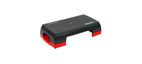 """Sport-Thieme® """"Workout"""" Aerobic Step With height increase"""