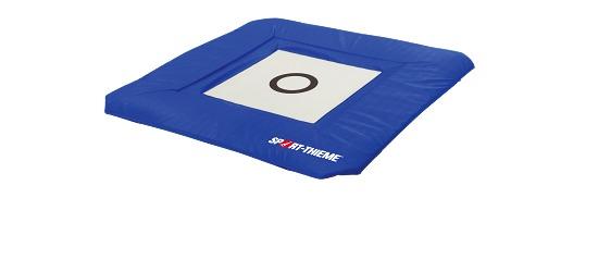 Sprungtuch für Minitramps Für Minitramp 112x112 cm