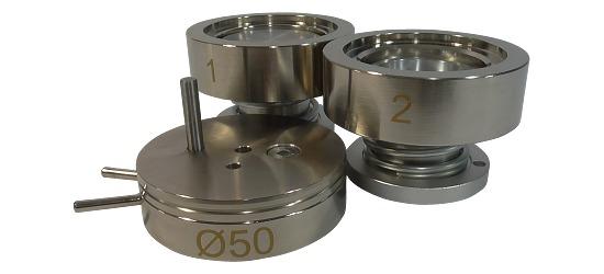 Stempelsatz für Buttonmaschine Für 25 mm Button