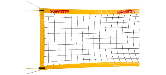 "SunVolley® Beach-Volleyball-Netz ""Plus"""
