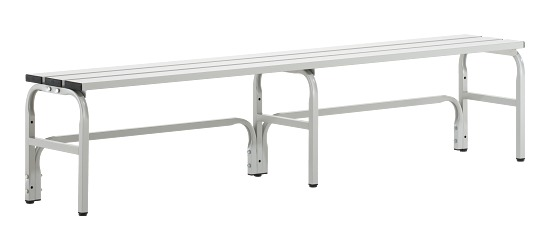 Sypro Wolf Changing Benches for Wet Areas without Backrest 1.50 m, Without shoe shelf