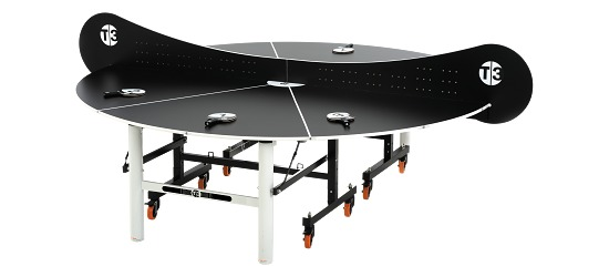 "T3® Ping Pong Tischtennisplatte ""Tournament Indoor"""