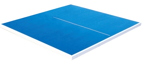 Table Tennis Table Top Halves