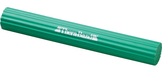 TheraBand™ Flexibler Übungsstab Grün, ca. 2,5 kg
