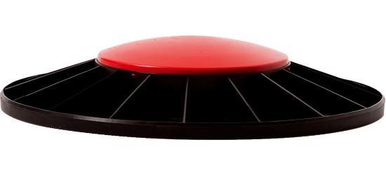 Togu Balance Disc Balance Board Easy, red