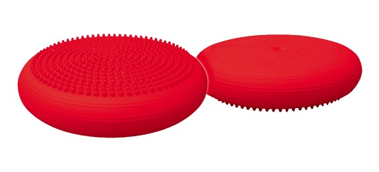 "Togu® Ballkissen® ""Dynair® Senso XL"" Ball Cushion Red"