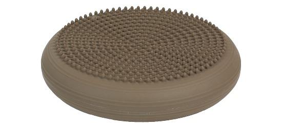 """Togu Dynair Ballkissen """"Senso XL 36 cm"""" Ball Cushion Basalt"""