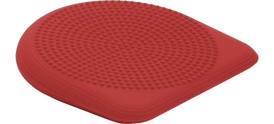 Togu® Dynair® Ballkissen® Wedge Ball Cushion Premium, red