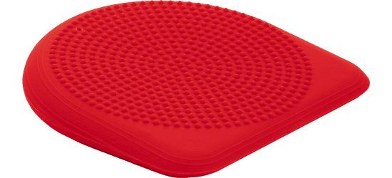 Togu® Dynair® Ballkissen® Wedge Ball Cushion Kids, red