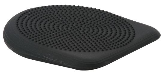 Togu® Dynair® Ballkissen® Wedge Ball Cushion Premium, black