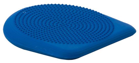 Togu® Dynair® Ballkissen® Wedge Ball Cushion Premium, blue