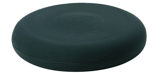 "Togu® ""Dynair XXL"" Ball Cushion Level IV, black"