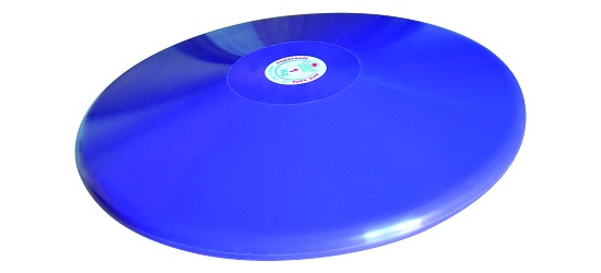 Trial® Diskus 1 kg, Violett (Frauen)