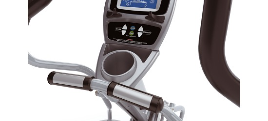 "Vision Fitness® Elliptical Trainer ""S7100 HRT"""