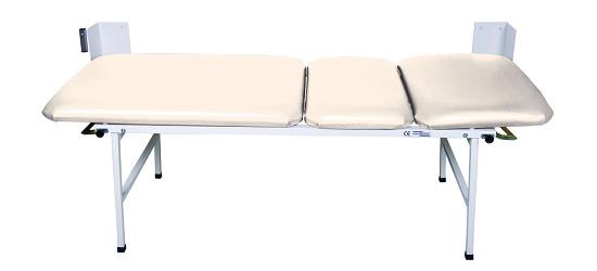 Wandklappliege, 3-teilig Beige
