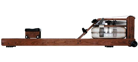 WaterRower® Wasser-Rudergerät Nussbaum