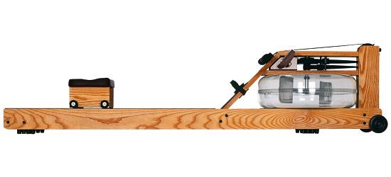 WaterRower® Water Rowing Machine Ash