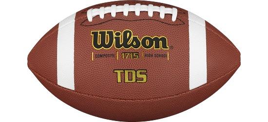 "Wilson® ""Traditional Composite"" American Football Junior"