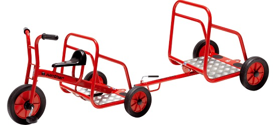 "Winther® Viking ""Ben Hur"" Trehjulet cykel, sæt"