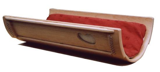 Zubehör für Allton Klangwiegen Paar Feststellklötzchen