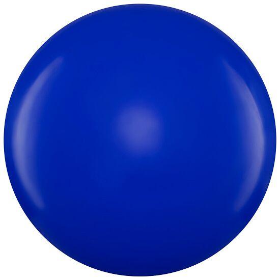 Balance-Kugel / Laufkugel ø ca. 70 cm, 15 kg, Dunkelblau mit Silber-Flitter