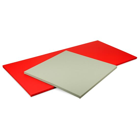 Judomatte  Tafelgröße ca. 200x100x4 cm, Rot