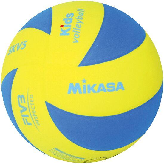 """Mikasa® Volleyball """"SKV5 Kids"""" Gelb/Blau"""