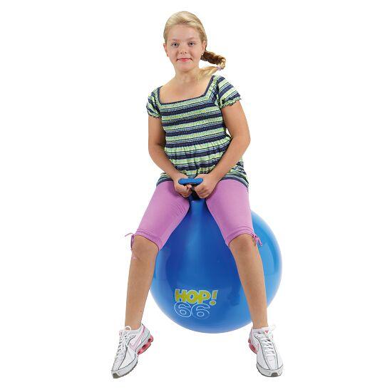 Gymnic® Hop-Hüpfball ø 66 cm, Blau