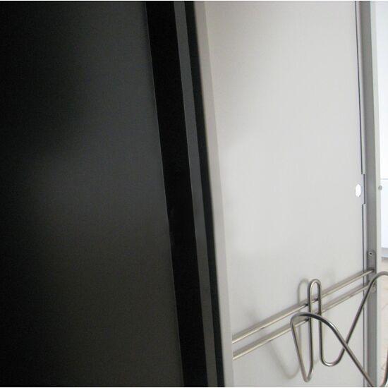 """Garderobenschrank """"S3000 Evolo"""" mit Sitzbank 2090x1200x500 mm/4 Abteile, 300 mm"""