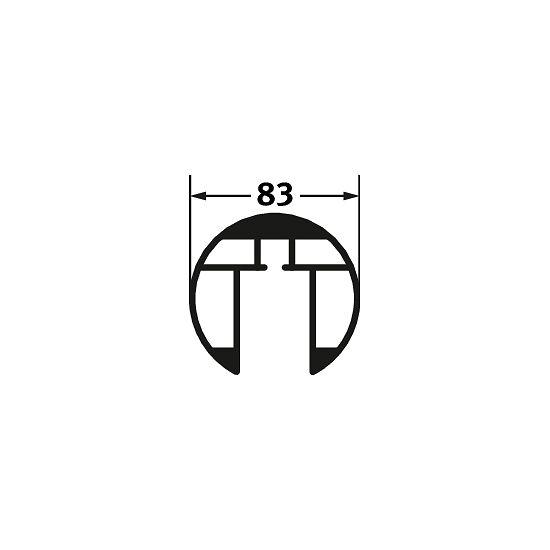 Sport-Thieme® Volleyballpfosten ø 83 mm Mit Spindelspannvorrichtung