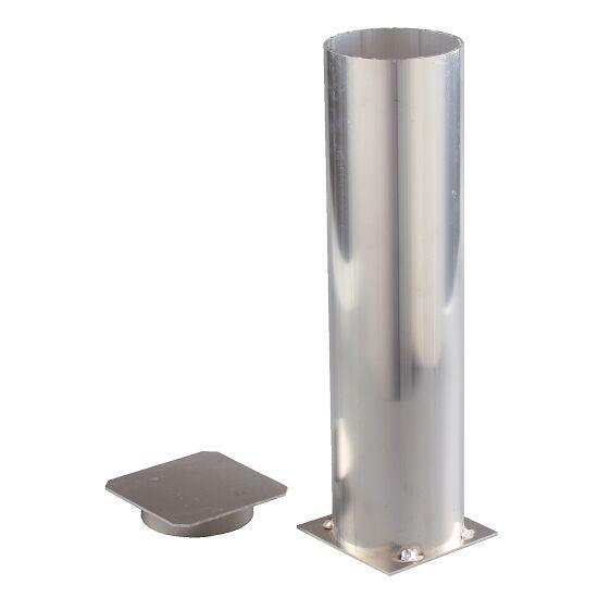 Bodenhülse für Pfosten 80x80 mm oder ø 83 mm Für Pfosten ø 83 mm